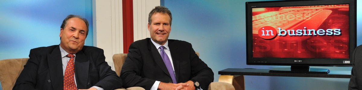 Peter Thompson on Rogers TV's In Business- June 2011