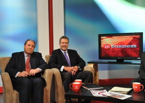 in-business-guests  pete crouse - peter thompson