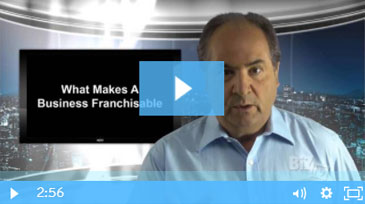 What Makes a Business Franchisable