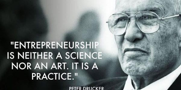 Peter Drucker – Iconic Business Thinker And Author